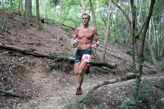 #rockcreek Race Team member Johnny Clemons (2nd place finisher in the 10k) #trailrunning
