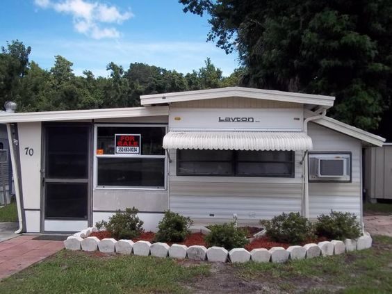 Asking 9000 Furnished Lot Rent 37355 And 720sqft Homes For Sale In Hillside MHP Zephyrhills Florida