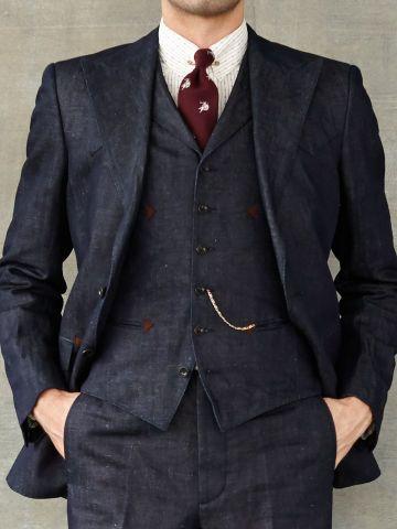 Denim Sport Coat - RRL Sport Coats - RalphLauren.com | RL Suits