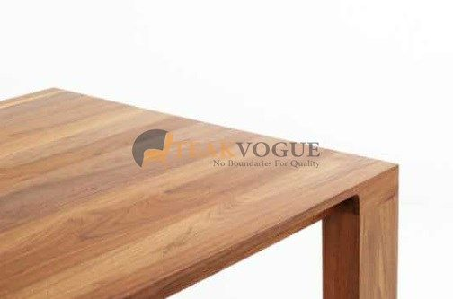 Moreeven Dining Table 160 Solid Teak Wood Dining Tables Malaysia In 2020 Teak Wood Furniture Poolside Furniture Indoor Furniture