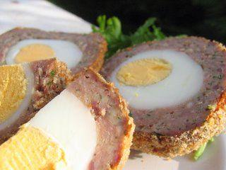 Dorian cuisine.com Mais pourquoi est-ce que je vous raconte ça... : L'œuf écossais est un œuf magique !!! vous voulez ...