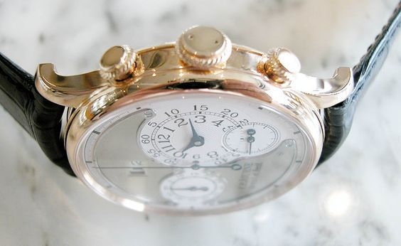 F.P. JOURNE the Oct five-day automatic chronograph