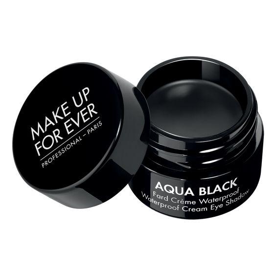 Aqua Black Waterproof Cream Eye Shadow 28601 | $23