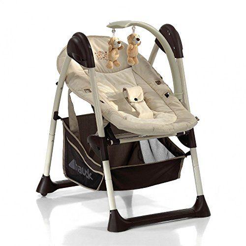 Hauck Sit N Relax Zoo Chaise Haute 2 En 1 Convertible En Transat Des Naissance Evolutive Reglable En Hauteur Chaise Haute Transat Bebe Chaise Haute Bebe