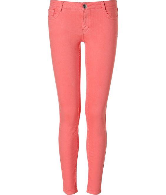coral  skini pant | Maje Coral Skinny Jeans | Damen > Jeans | STYLEBOP.com