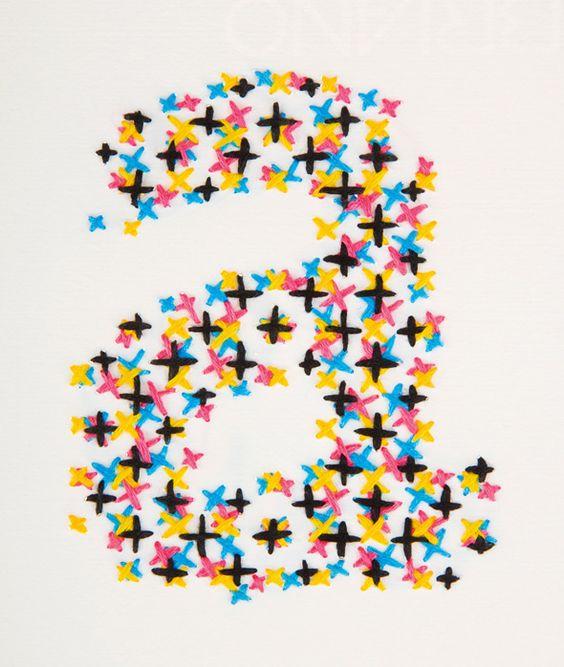 cmyk embroidery