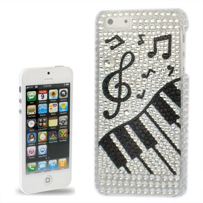 icoverlover - iPhone Cases - Diamond Series Piano Keys Case for iPhone 5, $29.99 (http://www.icoverlover.com/diamond-series-piano-keys-case-for-iphone-5/)