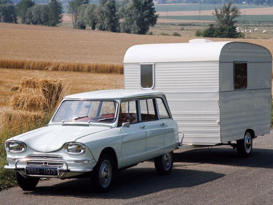 Citroën Ami 6 Break '1964–69