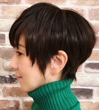 ショートヘアー おしゃれまとめの人気アイデア Pinterest まーこ