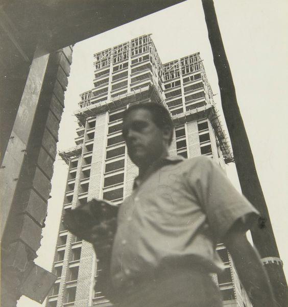 Urbanismo - Enero 1963 - Mar del Plata - Haynes Publishing Company Archive //Programa Archivos en Peligro - Biblioteca Británica // Endangered Archives Program -British Library
