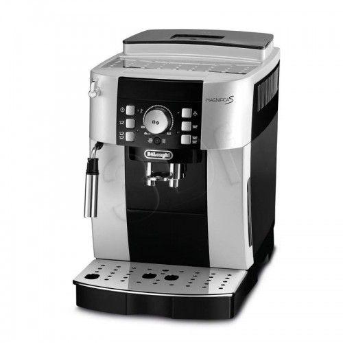 Ekspres Cisnieniowy Automatyczny Delonghi Magnifica Ecam 21 117 Sb 1450w Kolor Srebrny Kawa Espresso Bar