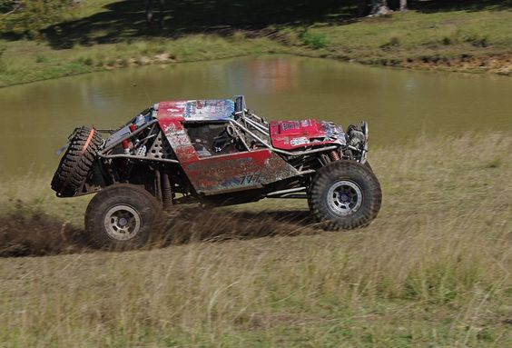The Superior Engineering Ultra4 Buggy from the first Elaroo 4x4 Enduro held this year at the Elaroo Adventure Park in Mackay.