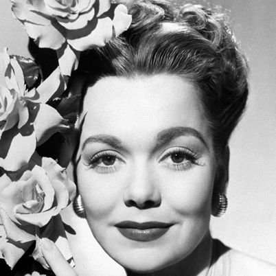 Jane Wyman, born Sarah Jane Mayfield, was an American singer, dancer, and film/television actress, Once married to late President Ronald Reagan, an actor. (Johnny Belinda, Lost Weekend, Falcon Crest, Pollyanna) 1917-2007
