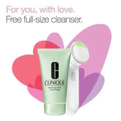 FREE Full-Size Foaming Sonic Facial Soap (Today Only) on http://www.icravefreebies.com/