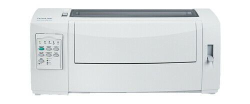 Ebay Sponsored Lexmark Forms Printer 2580n Drucker Monochrom
