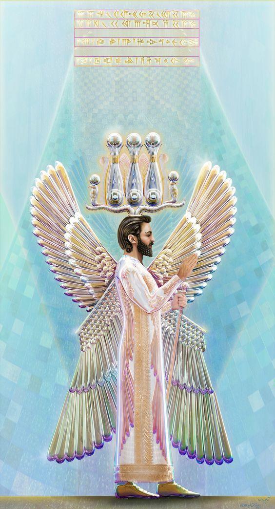 De aarde werd 241.000 jaar geregeerd door 8 koningen die uit de hemel kwamen