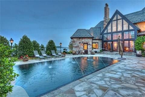 Lake Norman Waterfront Estate A Luxury Home For Sale In Denver Lincoln County North Caro Waterfront Homes For Sale Waterfront Homes International Real Estate