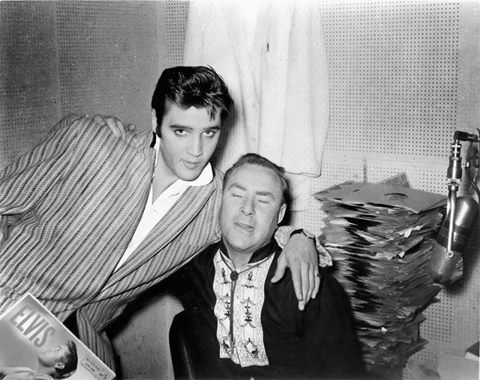Image result for Elvis Presley, October 31, 1956