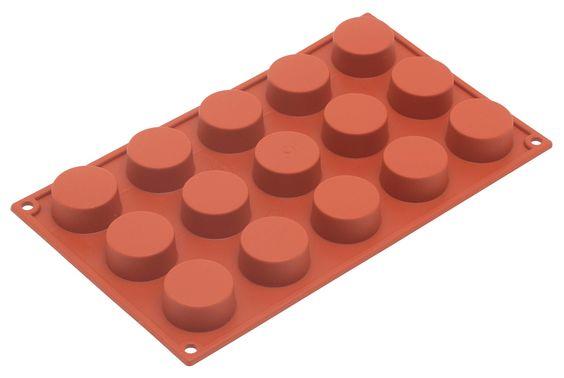 bakvorm, silikomart, flexibel, petit-four, cilinder, siliconen, petits, fours, sf027, 21.sf027, silikomartbakmat