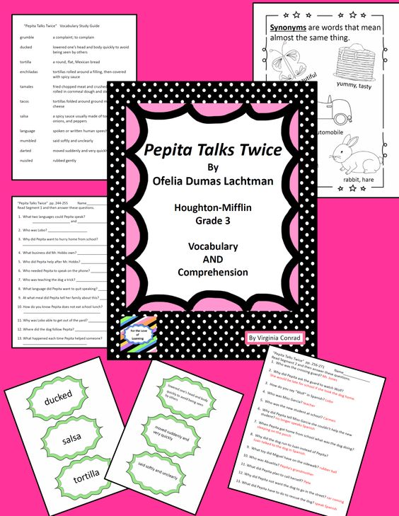 math worksheet : pepita talks twice by lacthman  houghton mifflin grade 3  : Houghton Mifflin Math Worksheets Grade 3