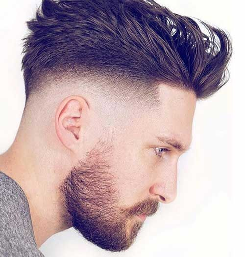 13+ Low fade straight hair trends