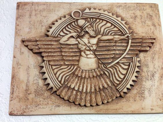 Assyrian Alaha Ashur:
