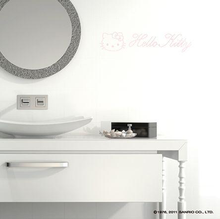 Simple Hello Kitty Bathroom   Hello Kitty Bathroom   Pinterest