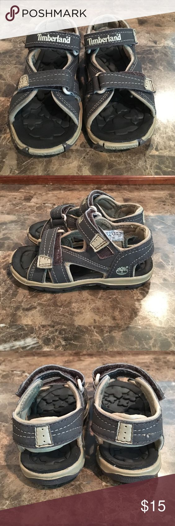 timberland sandals for toddler boys