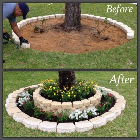 12 Creative Diy Ideas You Are Sure To Love Backyard Landscaping Front Yard Front Yard Landscaping