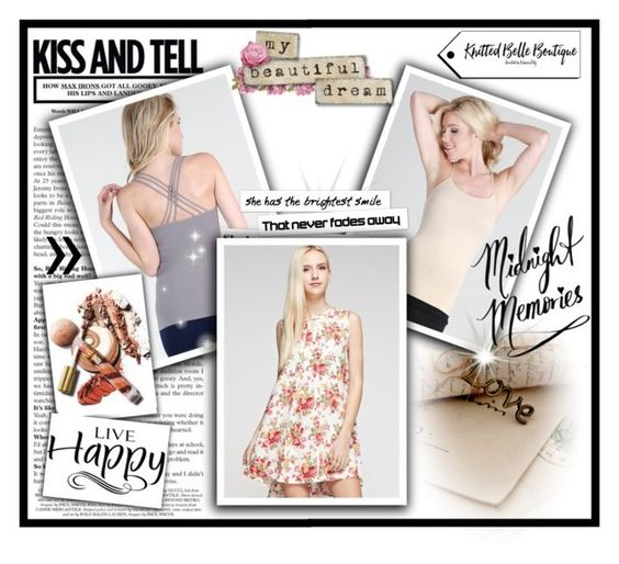 """""""KnittedBelleBoutique 2"""" by red-rose-girl ❤ liked on Polyvore featuring Nikibiki, Bellamie and knittedbelle"""