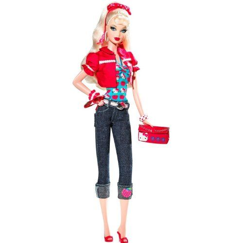 Barbie Hello Kitty Collector Doll, M9958