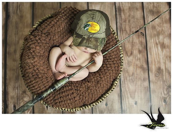 Pretty sure I need to do this with my 5mo old boy ;) Newborn photo shoot, Orange…