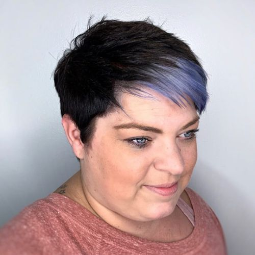 40 Short Hairstyles For Round Faces And Double Chins Babydoll Couture Glam Short Hair Styles For Round Faces Hairstyles For Round Faces Short Hair Styles