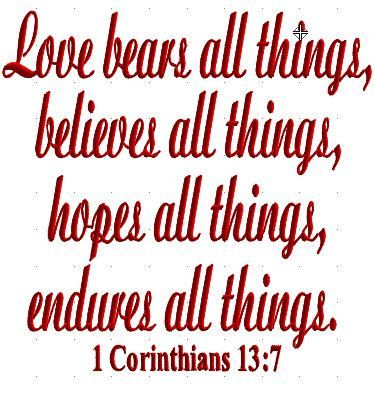 gallery for bible love quotes corinthians