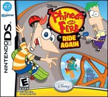 Phineas and Ferb Ride Again/ ive got this game