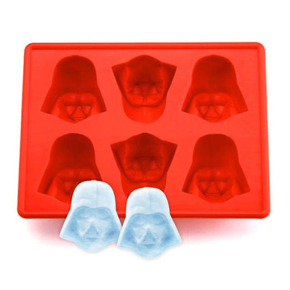 Star Wars Darth Vader Ice Silicone Mould Tray - Kitchen Gadgets - Tac City Goods Co  https://www.taccitygoods.com/products/star-wars-darth-vader-ice-silicone-mould-tray  Link in the bio