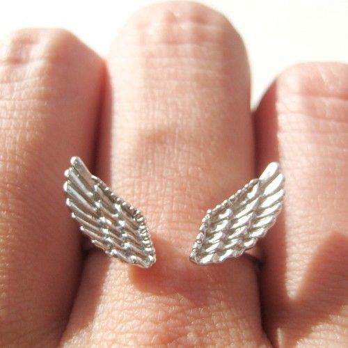 angel wings <3
