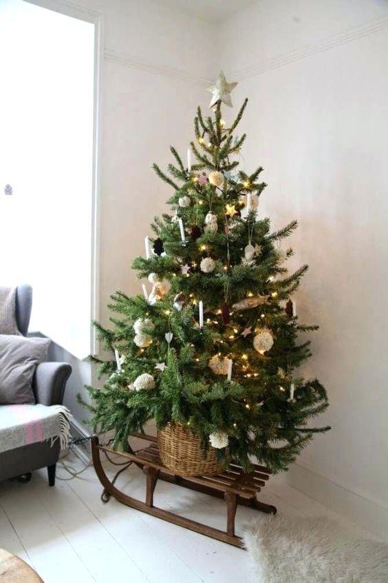 sapin de Noël classique