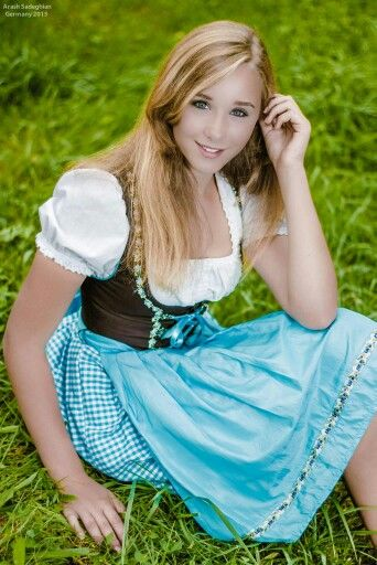 Beautiful german girls