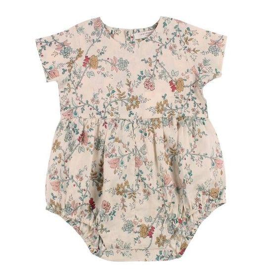 Caramel Baby BOASLEY Combinaison Beige | LFG: