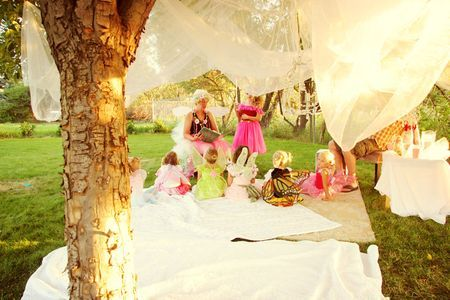 Fairy Party - so cute with fairy dust necklaces, fairy games, fairy's in jars