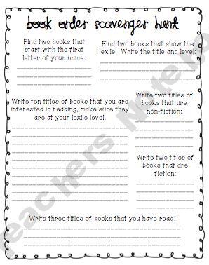 Neat idea - i need to make one of these for my grade level -  Kari-Hefley Shop - | Teachers Notebook