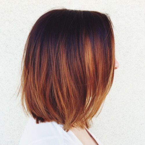 50 Kurze Ombre Hair Ideen Fur Frauen Frauen Blog Haarfarben Ombre Haare Farben Frisuren Lange Haare Bob