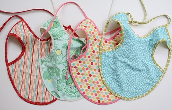 Make It: Bapron, baby apron