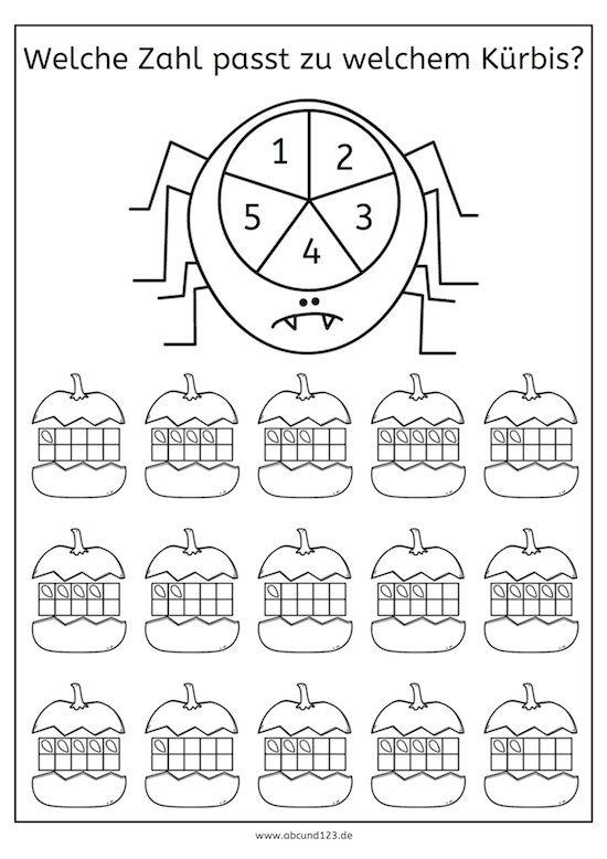 Wunderbar Anzahl Arbeitsblatt Kindergarten Ideen - Arbeitsblätter ...