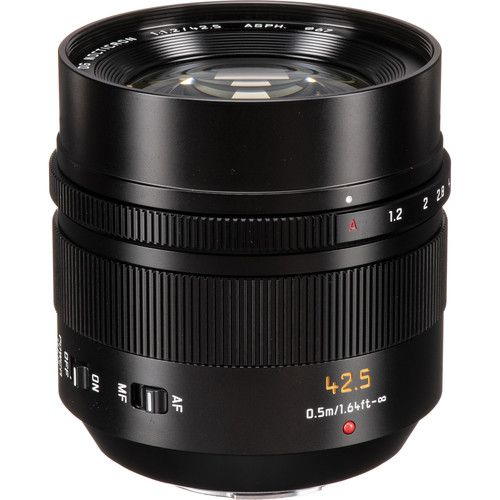 Panasonic Leica Dg Nocticron 42 5mm F 1 2 Asph Power O I S Lens Leica Mirrorless Camera Lens