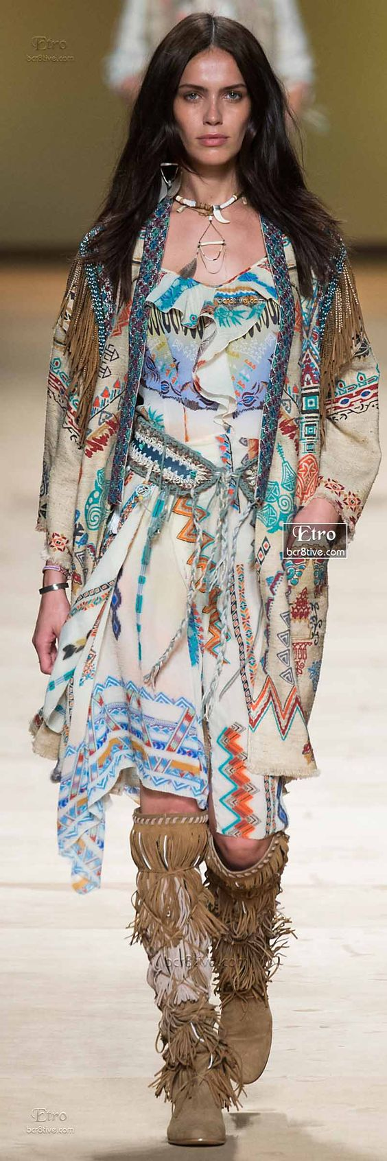 Etro Spring 2015 Collection Spring Collection Chic And Spring