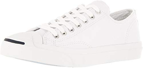 leather shoes, Converse jack purcell