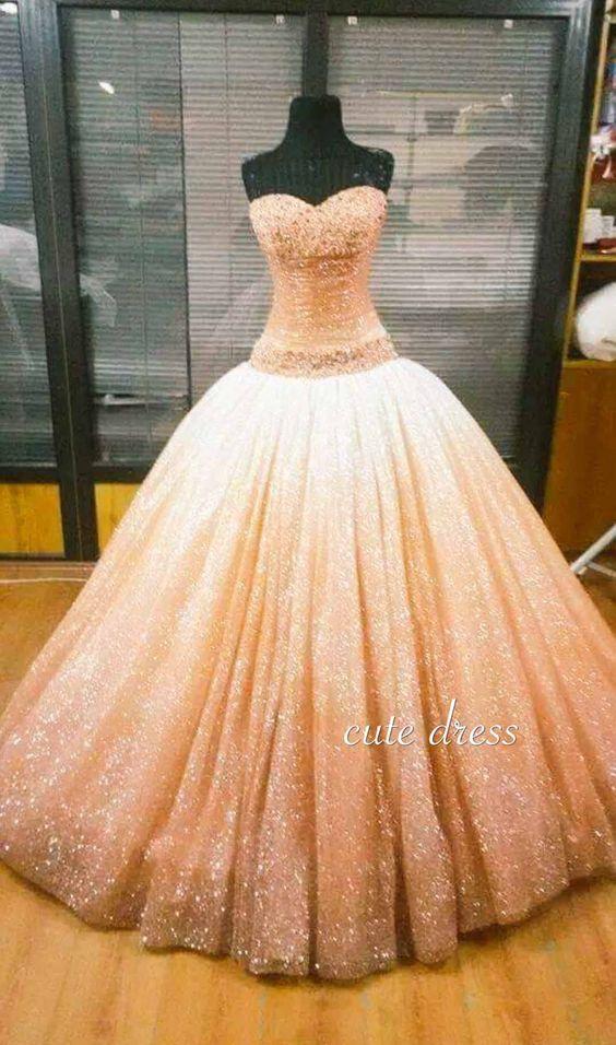 Teen Ball Gown 119
