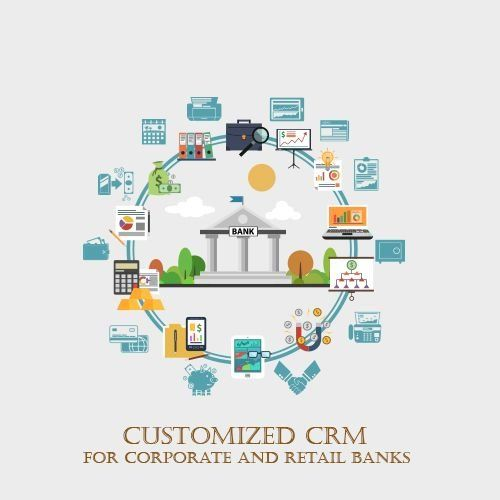 Crm Has Solid Potential In Banking Put Your Customer At The Heart Of Your Bank 1000 In 2020 Crm Document Management System Retail Banking